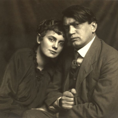 چارلز بوکوفسکی و لیندا لی